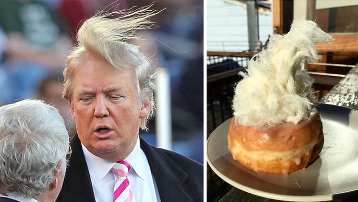 Donald Trump Parecidos Razonables Donuts