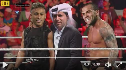 Memes salida Neymar del Barça
