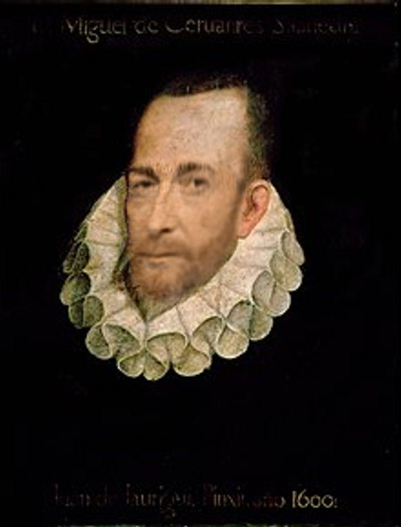 Miguel de Cervantes Motos y Saavedra